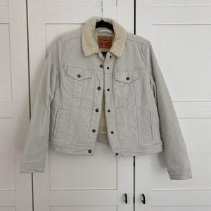 Levi's Shearling Jacket